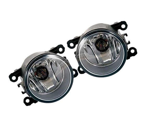 Picture of Maruti Suzuki Alto k10 Fog Light Lamp Set of 2 Pcs.