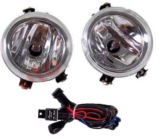 Picture of Renault Duster Fog Light Lamp Set of 2 Pcs. With Wiring