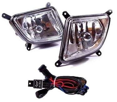 Picture of Tata INDICA V2 New Fog Light Lamp Set of 2 Pcs. With Wiring