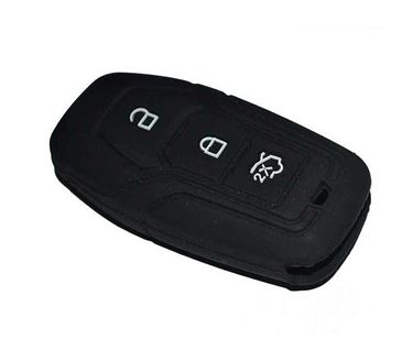 Picture of Silicone Key Cover for Ford Figo (PUSH BUTTON START)