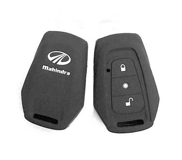Picture of Silicone Key Cover for Mahindra KUV100