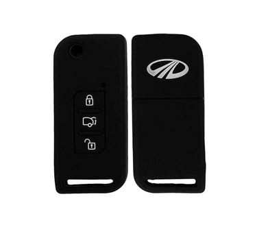 Picture of Silicone Key Cover for Mahindra XUV 500 Old Model