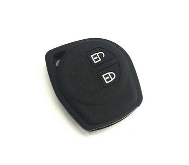 Picture of Silicone Key Cover for Maruti Swift 2014 Onwards (2 BUTTON REMOTE KEY)