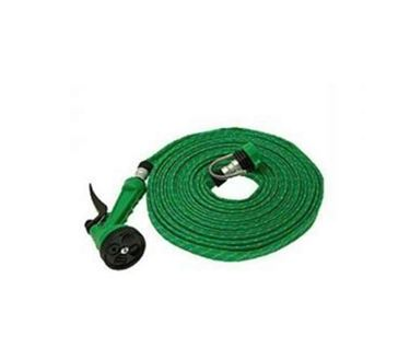 Picture of Coiled High Pressure Washing Water Spray Jet Gun For Cars & Bikes With 10 Meter Expandable