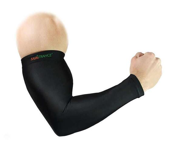 Picture of Mototrance Arm Sleeves Compression Sleeves for Arm and Elbow