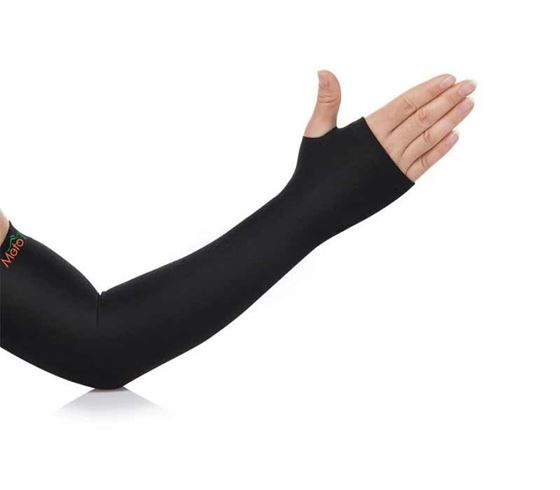 Picture of Mototrance UV Protection Arm Sleeves with Thumb Holes