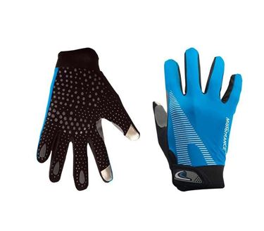 Picture of Touch Recognition Full Finger All Season Outdoor Gloves – Blue