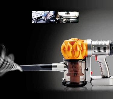Picture of Destorm DS-6600 Cyclone System Powered Suction Wet and Dry Vacuum Cleaner