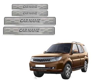 Picture of Car Door Sill Scuff Plate Foot Step for Tata Safari Storme