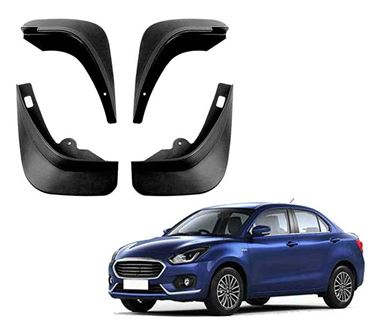 Picture of Mud Flap for Maruti Dzire (Type-III) 2017