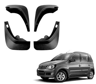 Picture of Mud Flap for Mahindra Quanto (Rear Only)