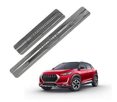 Picture of Galio Car Door Sill Scuff Plate Foot Step for Nissan Magnite 2021