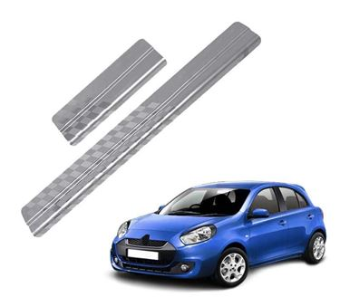 Picture of Galio Car Door Sill Scuff Plate Foot Step for Renault Pulse 2011 Onwards