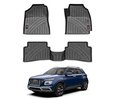 Picture of GFX Life Long TPU Thermoplastic Mats for Hyundai Venue 2019 Onwards