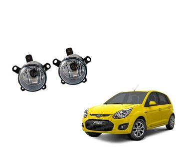Picture of Dlaa Fog Light Lamp with Bulb for Ford Figo