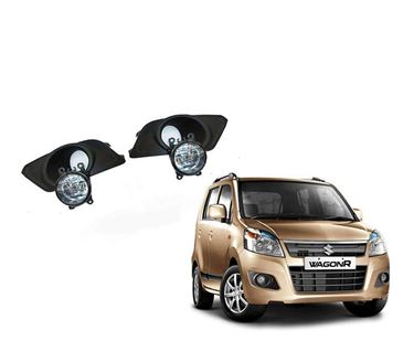 Picture of Dlaa Fog Light Lamp with Bulb for Maruti Wagon R 2014