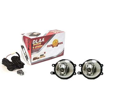 Picture of Dlaa Fog Light Lamp with Bulb for Toyota Innova 2012-13