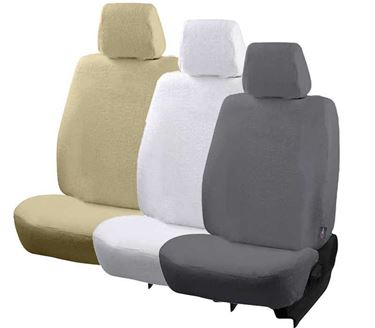 Picture of Towel Car Seat Covers for Chevrolet Sail (2013-14)